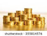 coin | Shutterstock . vector #355814576