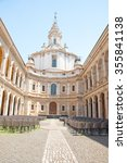 rome august 08  saint yves at... | Shutterstock . vector #355841138