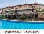 dubai  united arab emirates  ... | Shutterstock . vector #355911893