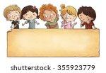 children board   Shutterstock . vector #355923779