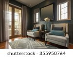 decoration and furniture of... | Shutterstock . vector #355950764