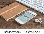 chiangmai thailand   december... | Shutterstock . vector #355963220
