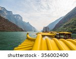 The Wu Gorge Of Three Gorges A...