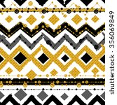 seamless patterns with white ... | Shutterstock .eps vector #356069849