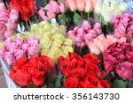 rose background blur.  | Shutterstock . vector #356143730