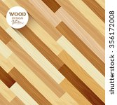 wood abstract floor colored... | Shutterstock .eps vector #356172008