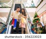 Romantic Christmas Shopping...
