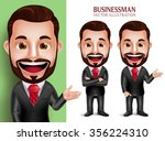 3d realistic professional...   Shutterstock .eps vector #356224310