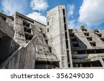 Hotel Building Damaged During...