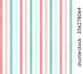 pink   blue retro stripes... | Shutterstock . vector #356278064
