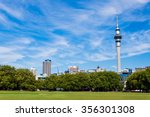 Auckland Sky Tower View From...