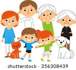 family icon | Shutterstock .eps vector #356308439