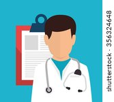 medical healthcare grapic... | Shutterstock .eps vector #356324648