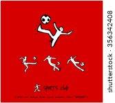 sports poster illustration  ...   Shutterstock .eps vector #356342408