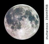 Full Moon Mosaic Of 32 Frames...