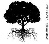 tree of life vector background... | Shutterstock .eps vector #356467160