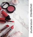 cosmetics  make up | Shutterstock . vector #356486960