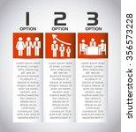infographics concept design ... | Shutterstock .eps vector #356573228