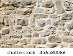 natural stone wall texture | Shutterstock . vector #356580086