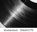 vintage looking badly damaged... | Shutterstock . vector #356691770