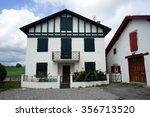 st jean pied de port  france  ... | Shutterstock . vector #356713520