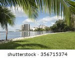 cape coral  florida. view from... | Shutterstock . vector #356715374