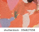 colorful watercolor painting... | Shutterstock . vector #356827058