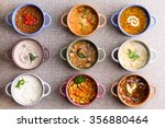 Assorted Soups From Worldwide...