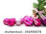 Pink And Purple Christmas...
