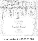 Unique Vector Wedding Cards...