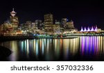 Night View Of Waterfront...