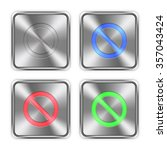color blocked icons engraved in ...