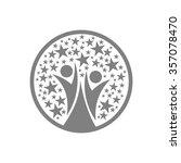 dreaming people logo | Shutterstock .eps vector #357078470