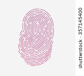 red touch fingerprint id app...