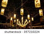 bangkok   jan 2   the yellow... | Shutterstock . vector #357210224