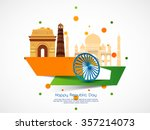 vector illustration or... | Shutterstock .eps vector #357214073