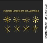 set loading icons animations
