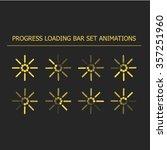 set loading icons animations