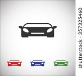 auto car vector | Shutterstock .eps vector #357325460