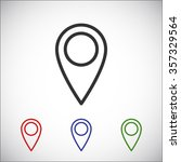 internet icon | Shutterstock .eps vector #357329564