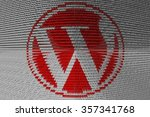 wordpress is presented in the...