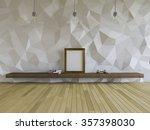 3ds rendered image of loft... | Shutterstock . vector #357398030