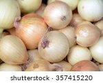 Sweet Onion Bulbs At The...