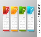 banners template design... | Shutterstock .eps vector #357443156