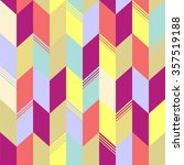 seamless pattern of color... | Shutterstock . vector #357519188