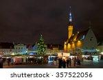 tallin  estonia   december 25 ...   Shutterstock . vector #357522056