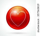 casino games icon. internet... | Shutterstock .eps vector #357563819