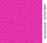 seamless creative hand drawn... | Shutterstock .eps vector #357657809