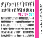 vector business people... | Shutterstock .eps vector #357660536