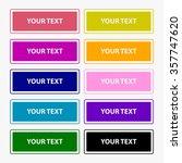 download buttons flat | Shutterstock .eps vector #357747620